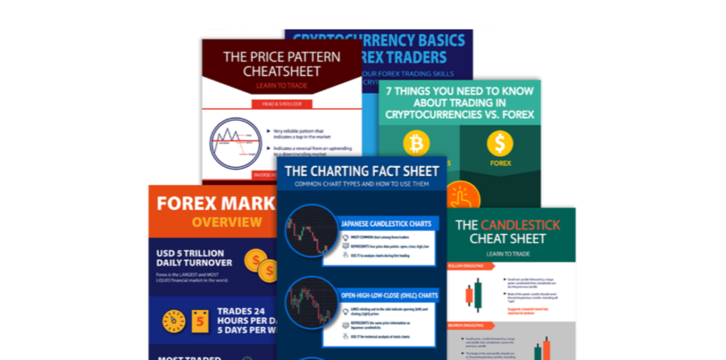 Trading infographics