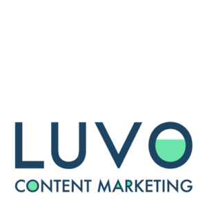 Logo of LUVO Content Marketing